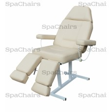 Педикюрное косметологическое кресло «Анна» (стационарное) (Эконом 198)